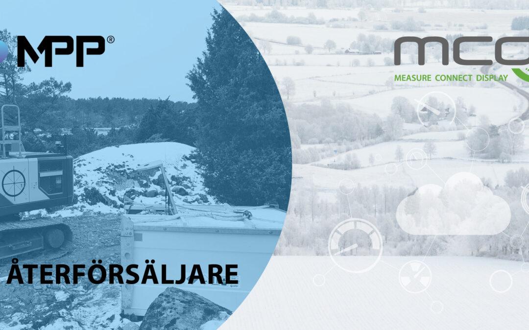 MPP Sverige AB new distribution partner